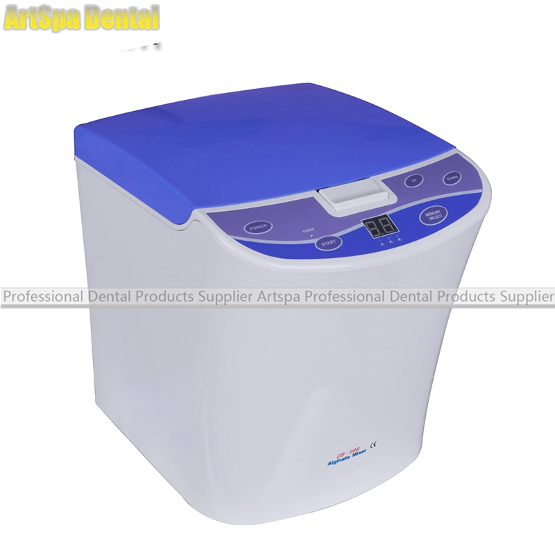 Dental Lab Centrifuge Alginate Mixer Stirrer Denture Mixing Impression Material DB-988 New Arrival