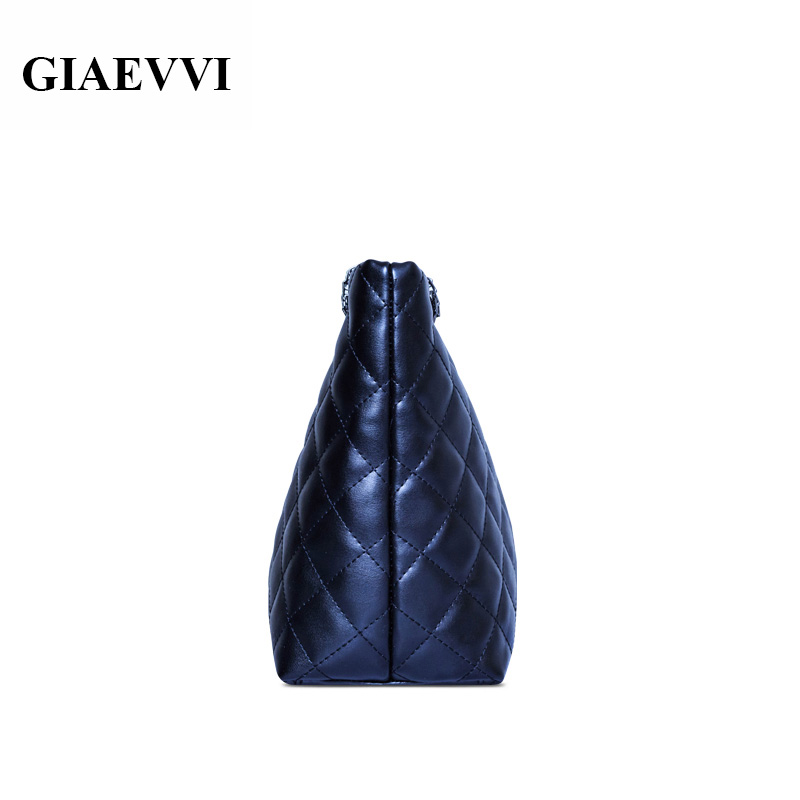 GIAEVVI luxury High quality leather women messenger bags Autumn new handbags Casual woman shoulder bag crossbody Shopping bag
