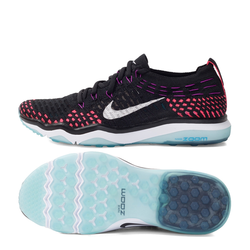 f992f067aef53 Original New Arrival 2017 NIKE AIR ZOOM FEARLESS FLYKNIT Women s Training Shoes  Sneakers-in Fitness   Cross-training Shoes from Sports   Entertainment on  ...