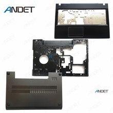 Новый оригинальный чехол для Lenovo G500 G505 G510, нижняя крышка для нижней двери, верхняя крышка AP0Y0000600 AP0Y0000700 AP0Y0000C00