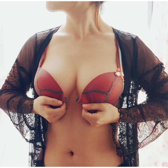 Sexy front closure bras