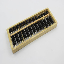 13column wood Abacus Chinese soroban Tool In Mathematics Education for student calculation tool TQ002