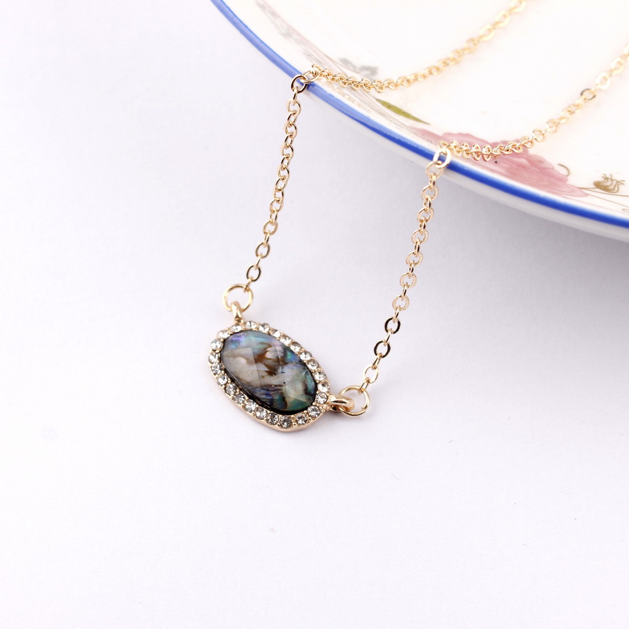 N4848 Gold Abalone Shell