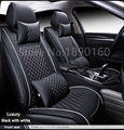 Специальный Кожаные чехлы для сидений Автомобиля для Jaguar Все Модели XF XE XJ F-TYPE F-PACE марка плотного мягкий pu кожаные сиденья охватывает
