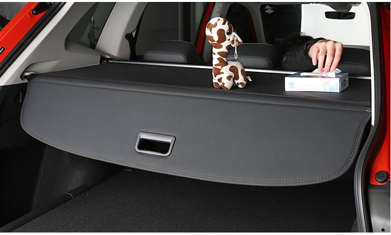 For Toyota RAV4 2013-2016 Rear Trunk Cargo Luggage Shade Cover Trims Refit