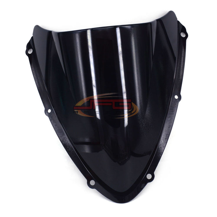 Black Windscreen Windshield for Suzuki GSXR600 GSXR750 GSXR 600 750 K8 08 09 10