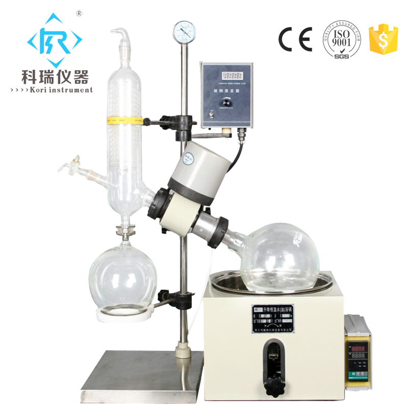 Chinese Rotary Evaporator Glass distillation machine ,Essential oil distiller,3l Small Vacuum distillation vaporizerChinese Rotary Evaporator Glass distillation machine ,Essential oil distiller,3l Small Vacuum distillation vaporizer