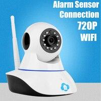 720P Security Network CCTV WIFI IP Camera Megapixel HD Wireless Digital Security Ip Camera IR Infrared