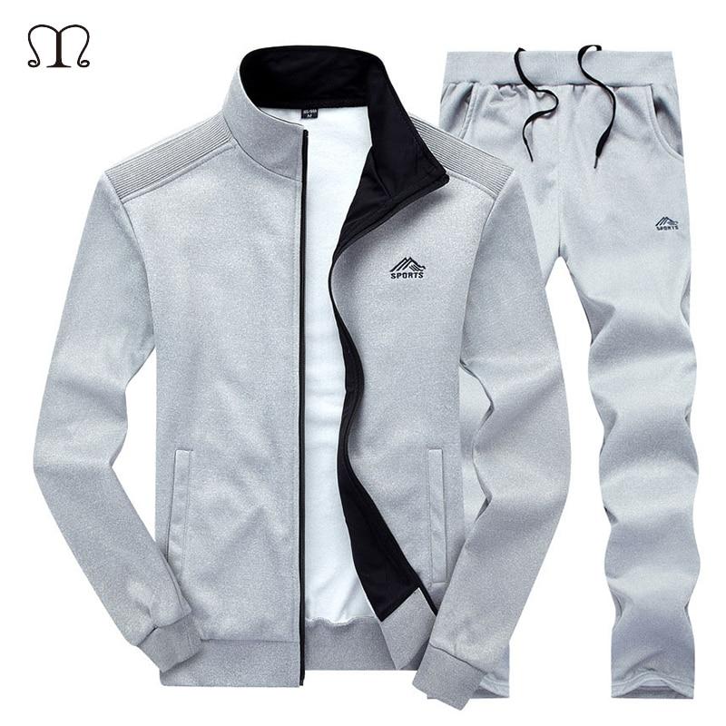 Enthusiastic Zogaa New 2018 Brand Autumn Winter Tracksuit Men Thermal Underwear Men Sets Fleece Thick Hoodie+pants Sweatshirt Sportswear Excellent Quality Men's Clothing