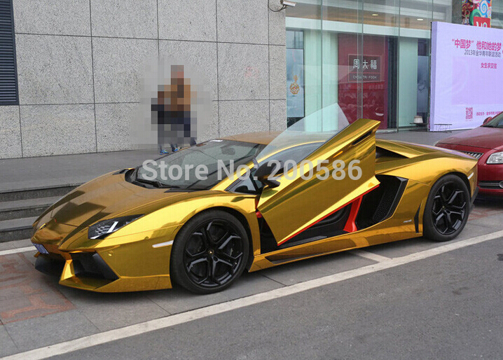 Gold Chrome Car Rentals