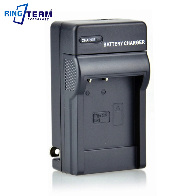BC-CSN NPBN1 NP-BN1 Battery Charger for <font><b>Sony</b></font> Digital Camera <font><b>DSC</b></font>-<font><b>W320</b></font> W330 W350 W360 W380 W390 W510 W530 W560 W570 W610 W620 W630 image