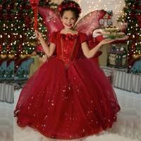 Brands Bridesmaid Wedding Dresses For Girls Dress Elsa Costume Christmas Costumes Kids Party Dress Children Cinderella