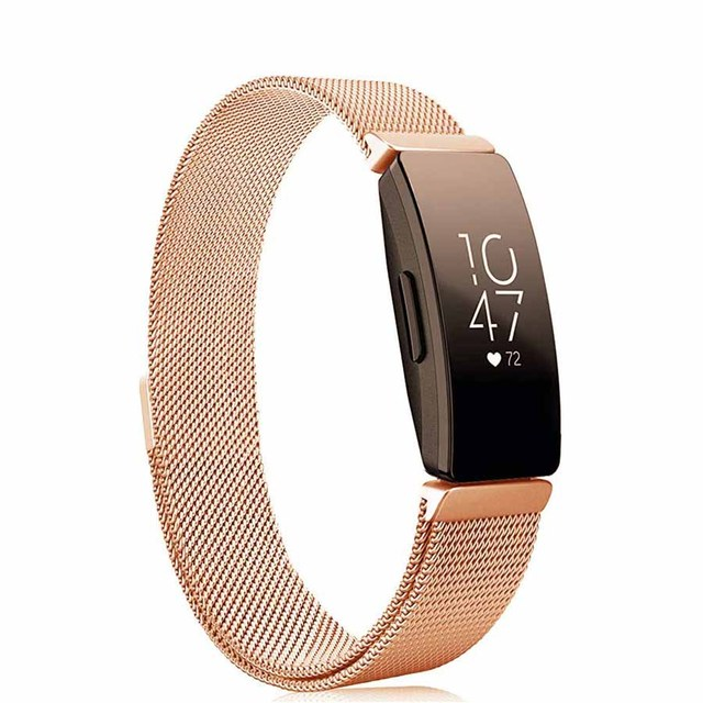 Fitbit Inspire Magnetic Metal Strap