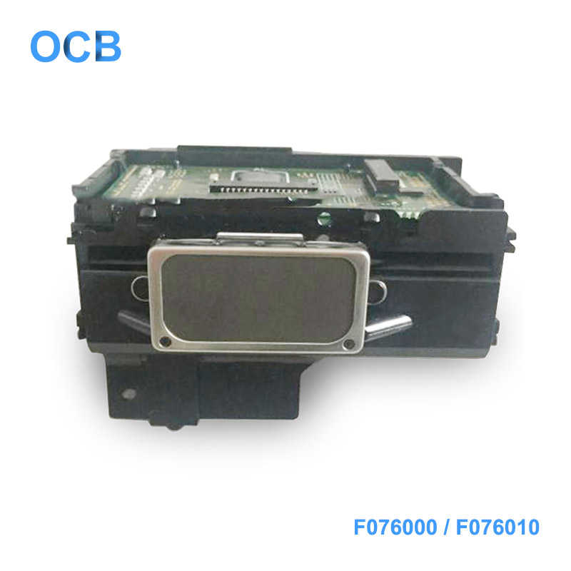 Brand New F076000 F076010 Print Head Printhead For Epson Stylus Photo EX3 Stylus Photo 720 Printer Printhead new f189010 first locked printhead dx7 solvent based uv print head for epson stylus pro b300 b310 b500 b510 b308 b508 b318 b518