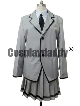 Assassination Classroom Kaede Kayano Cosplay Costume Uniform Skirt