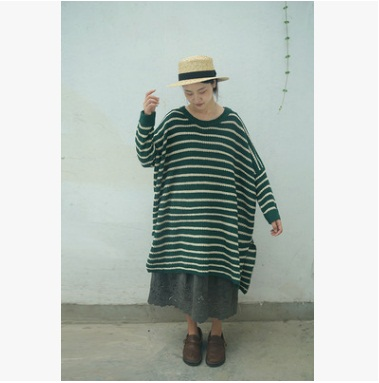 In the autumn of 2017 new products, high-end design original loose big yards of womens sweaters