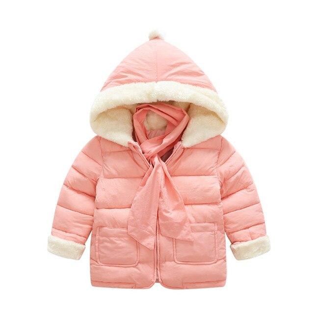 f1ce6126b01c4 affordable enfants manteau bb filles dhiver manteaux pleine manches de  manteau fille bb au with vetement hiver bebe