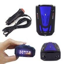 360 Degrees Car Radar Detector 16 Band Voice Alert Laser V7 Security