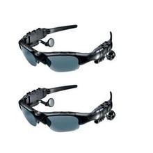 Лидер продаж Мода беспроводные bluetooth защитные очки солнцезащитные очки Mp3 наушники гарнитура легкий черный