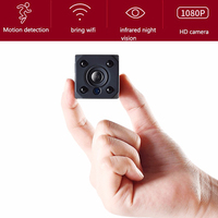 HD Mini Camera Small Cam 1080P Sensor Night Vision Camcorder Micro Video Camera DVR DV Motion Recorder Wireless IP Camera Remote