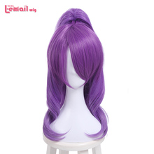 L-email wig New Arrival Game LOL Cosplay Wigs 14 Character Heat Resistant Synthetic Hair Perucas Men Women Cosplay Wig l email wig new fgo game character cosplay wigs 10 color heat resistant synthetic hair perucas men women cosplay wig