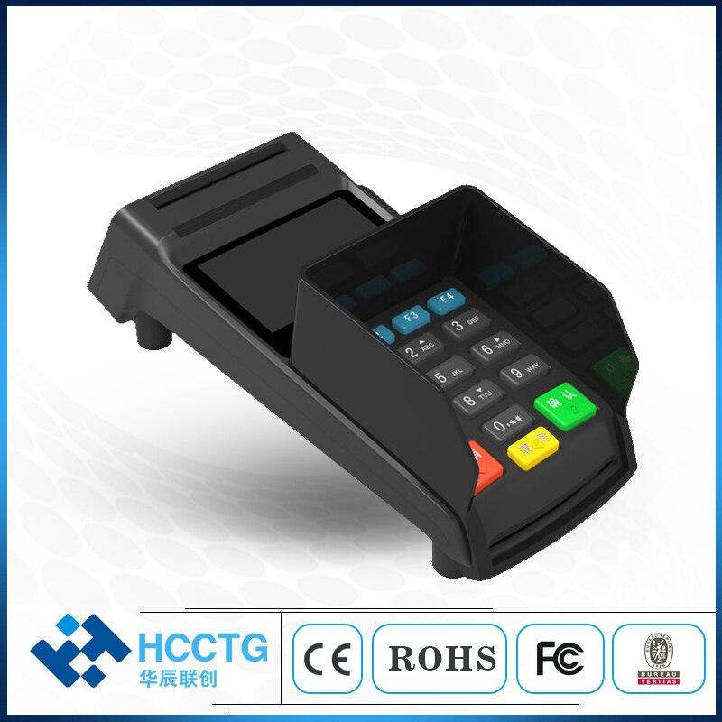 Interface USB/RS232 à la Machine de paiement facultative de protection de goupille de cryptage d'atmosphère avec MSR Z90PD - 2