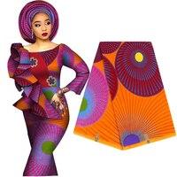 Royal Batik Ankara African Prints Wax Fabric 100% Cotton Real Dutch Wax Fabric Best Quality Sewing Material for Dress 6yards lot
