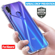 Super Shockproof phone Case for Xiaomi Mi 9T Mi 8 Lite A2 Lite Mi 9 Airbag Silicone TPU Case for Xiaomi Mi 9T Mi 8 Lite Cover(China)
