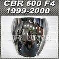 Новый Для Honda CBR 600 F4 1999 2000 99 00 Лобовое Стекло/Ветровое Стекло Серебро Часть Мотоцикла
