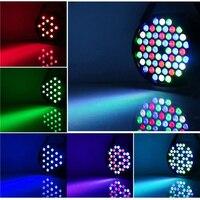 Hot Sale Par Can 54 RGB LED Stage Light Disco DJ Bar Party Effect Disco Lamp