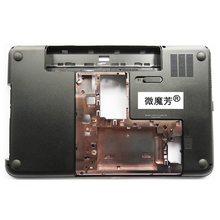 NEW Laptop Bottom Base Case Cover for HP Pavilion G6-2000 G6Z-2000 G6-2100 G6-2348SG TPN-Q110 684164-001 D shell new keyboard for hp pavilion g6 g6 2000 g6z 2000 series us black big enter key laptop keyboard with frame