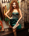 Dubai Arabic Green Spaghetti Straps Crystal Beaded Mini Prom Dresses Formal Gowns 2016 Sexy Fashion Short Celebrity Dresses 528