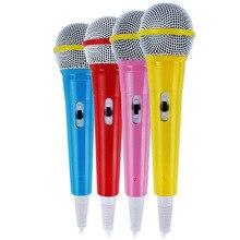 Micrófono portátil Universal con cable de 3,5mm, diseño clásico, Retro, Vintage, PC, micrófono de cuello de cisne para estudio, micrófono MICP1
