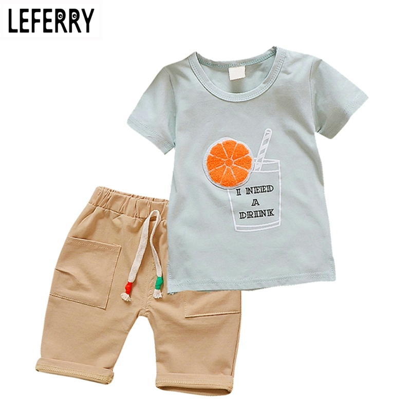 New Fashion Baby Boys Clothing Set Cotton Short Sleeve T shirt+ Shorts Kids Clothes Summer Baby Boy Set Plaid Gentleman Suit август явич утро андрей руднев