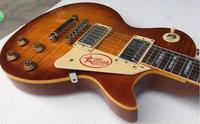 Бесплатная доставка 1959 г LP Гитары custom/Standard/Верховный электрогитара/красное дерево шеи Гитары/больше цвета/ гитары в Китае