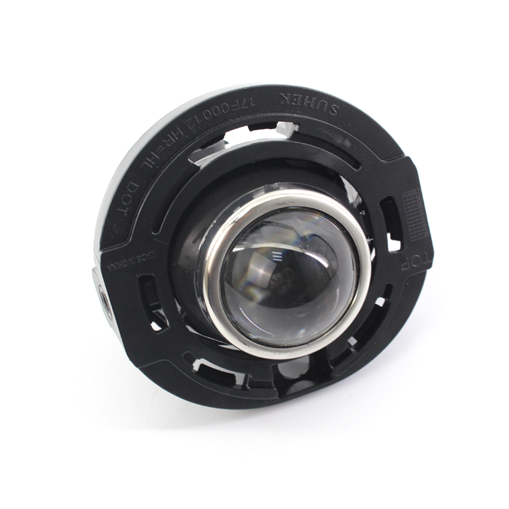 1 pcs Left=Right Fog Light Lamp for 2011 2012 2013 <font><b>2014</b></font> 2015 2016 <font><b>Jeep</b></font> <font><b>Compass</b></font> Dodge Avenger Bumper Mounted with Halogen Bulb image