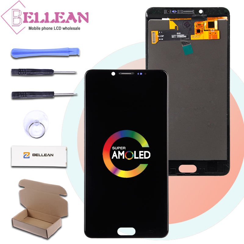 HH Promotion 5.7 For Samsung Galaxy C9000 Lcd C9Pro C9 Pro Lcd Display Touch Screen Digitizer Assembly With Frame Free ShippingHH Promotion 5.7 For Samsung Galaxy C9000 Lcd C9Pro C9 Pro Lcd Display Touch Screen Digitizer Assembly With Frame Free Shipping