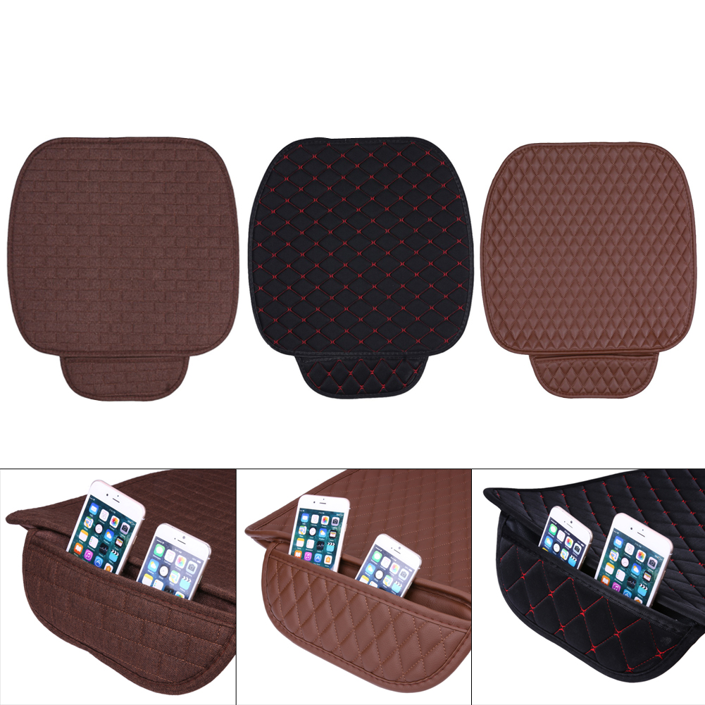 Hot Sell Auto Seat Cotton Covers Car Cushion Monolithic Non-slip Car Seat Car Cushion Covers Automobiles Seat Covers Donuts New