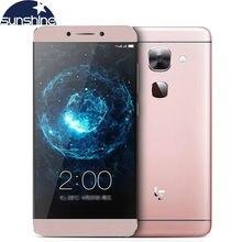 Оригинал Letv LeEco Le 2X620 Helio X20 Dual SIM Мобильный Телефон Дека Core Отпечатков Пальцев Android 5.5 «16.0MP 3 ГБ ОПЕРАТИВНОЙ ПАМЯТИ Смартфона