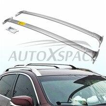 2 шт./компл. перекрестные штанги для крепления лампы подходят для Infiniti EX35 EX37 QX50 2010- багажа Чемодан багажник на крышу перекладина