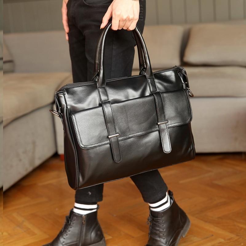 Handtaschen Crossbody Casual Taschen Tragetaschen Qualität Hohe Schwarzes Männer Vintage UwYx0R