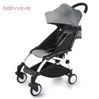 YOYA Baby Stroller Travel Portable Folding Babyyoya Stroller Pram Buggy Car Carriage Trolleys trolley Babyzen Yoyo Stroller