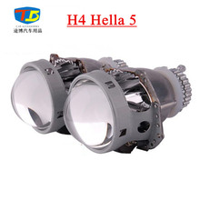 2pcs/Lot,3.0″ H4 Universal Hella G5 Projector lens  Used D2S D2H D4S Xenon Bulb High Bright for Auto Headlamp Top Quality