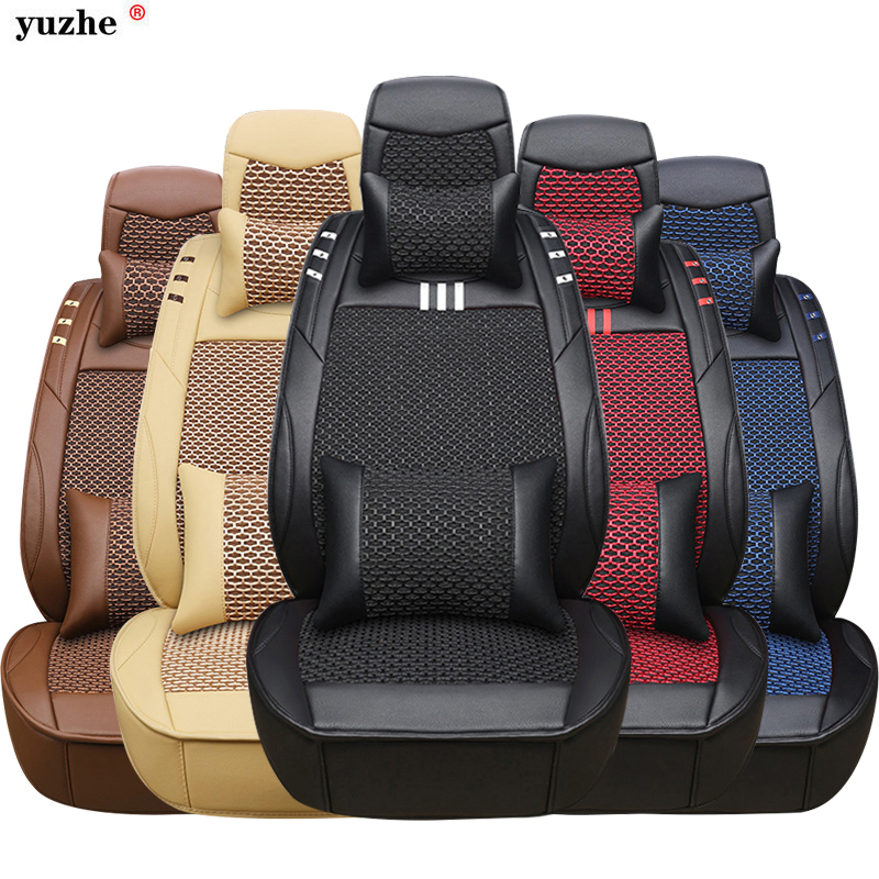Universal leather car seat cover For toyota fortuner ford fusion nv200 lexus bmw f20 lancer ix mazda 3 cx7 kia car accessories carpass pu leather black color 11 pieces universal car seat cover for ford bmw toyoto nissan golf peugeot renault mazda volvo