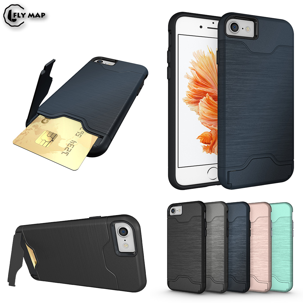coque iphone 8 credit card