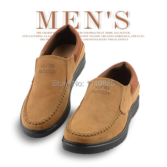 ФОТО Free shipping, spring and autumn and breathable shoes, casual shoes for men with low, ultra lightweight, soft soled shoes