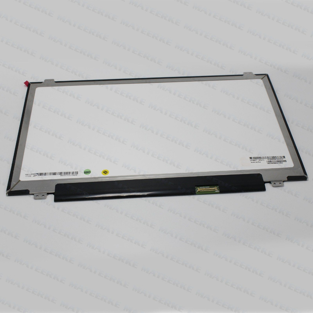 Original 14 INCH LED 30PIN 1920*1080 Laptop LED LCD Screen AUO B140HAN01.2 For Lenovo Y40 LCD Display new 6 1 inch lcd screen double 30pin original model pm06wx1 fl