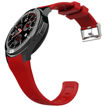 DM368 3G Android Smart Watch 1.39 inch Quad Core Bluetooth 4.0 Heart Rate Monitor(red)