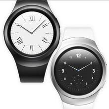 2016 Smartwatch W9 Ips-bildschirm Smart Uhren Sync Notifier Herzfrequenz Mit Sim-karte Bluetooth Für IOS android OS
