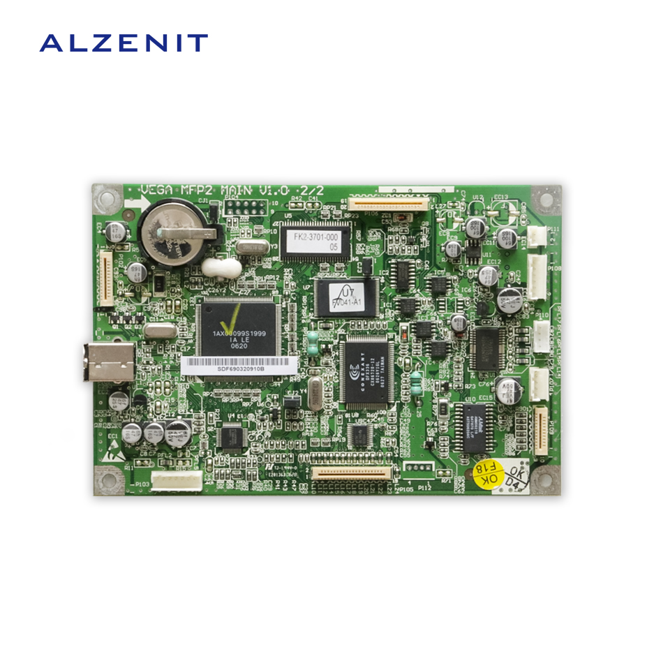 GZLSPART pour Canon MF 4140 MF4140 Original utilisé pièces d'imprimante de carte de formateur en vente